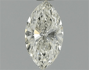Picture of 0.82 Carats, Marquise Diamond with  Cut, F Color, SI1 Clarity and Certified by EGL