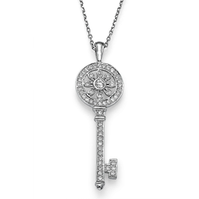 Key to your Heart 0.3 carat diamonds