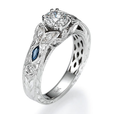 The Royalty Engagement ring