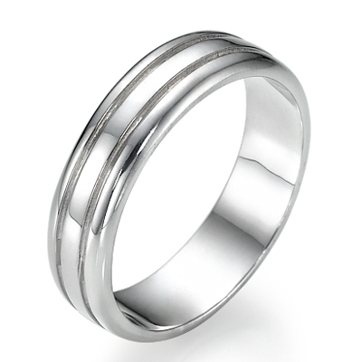 5.80 mm wedding band for Men & Women