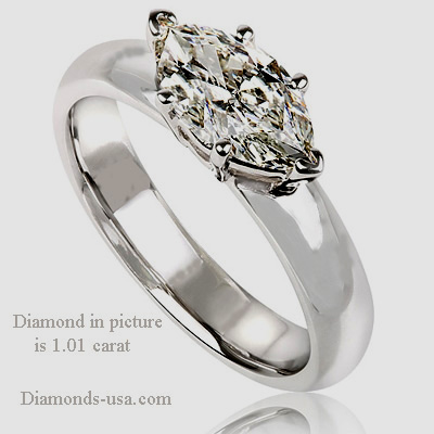 0.37 Carats, Pear, Engagement ring, solitaire diamond