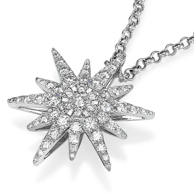 The  Big Star burst, 4 carats total.