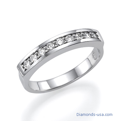 1/3 carat wedding or Anniversary ring