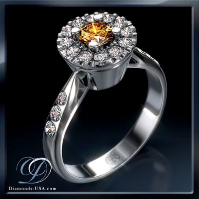 Designers unique engagement ring-Limited Edition.